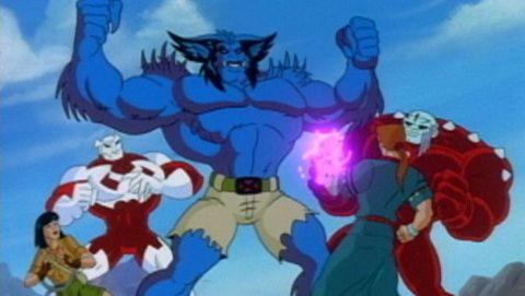 X-Men : The Fifth Horseman