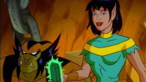 X-Men : Jubilee's Fairytale Theatre