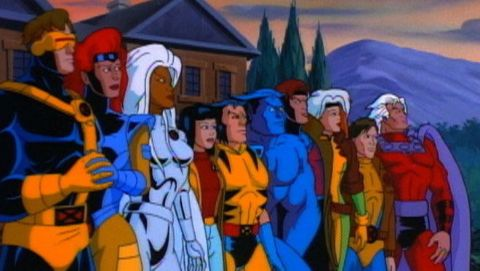 X-Men : Graduation Day