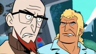 The Venture Bros.: The Terrible Secret of Turtle Bay