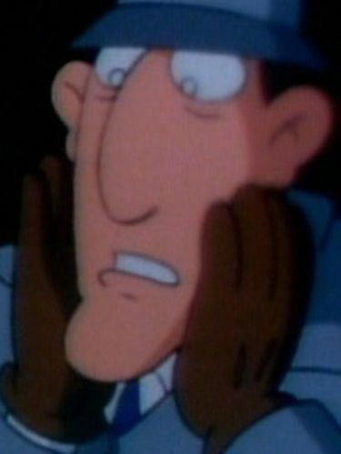 Inspector Gadget : Don't Hold Your Breath