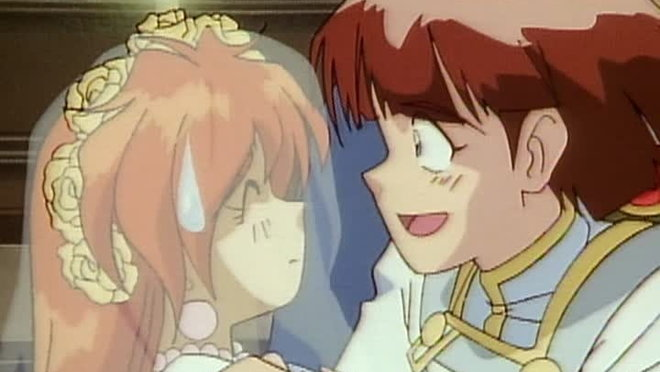 The Slayers: Oh No! Lina's Wedding Rhapsody?