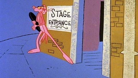 The Pink Panther Show : Pink, Plunk, Plink