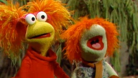Fraggle Rock : You Can't Do That Without a Hat