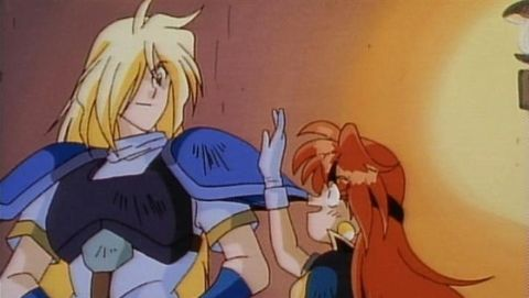 Slayers : Bad! Mummy, Men Aren't My Type!