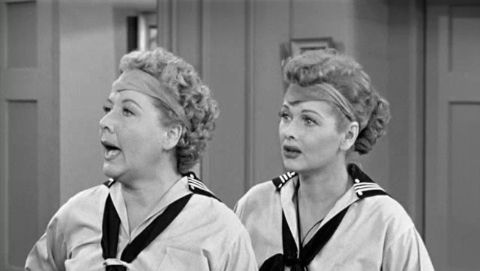 I Love Lucy : The Golf Game
