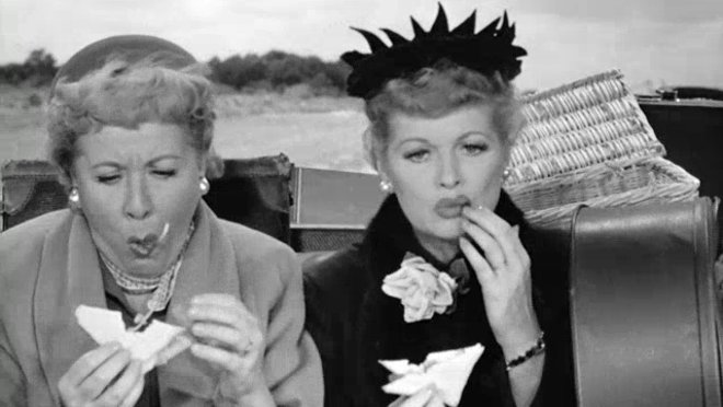 I Love Lucy: Off to Florida
