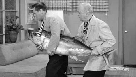 I Love Lucy : Deep Sea Fishing
