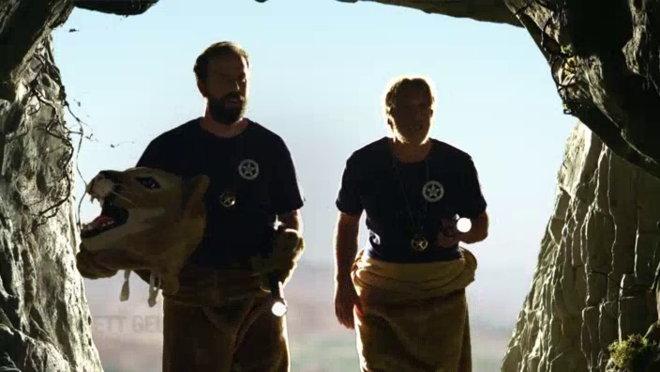 Eagleheart: Danger: Mountain Lions