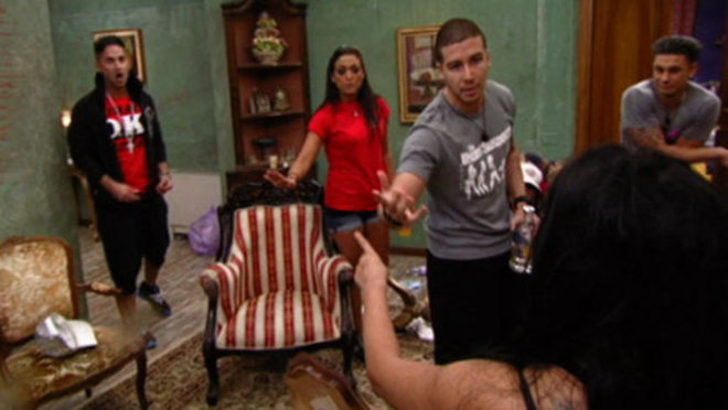 Jersey Shore: Damage Is Done