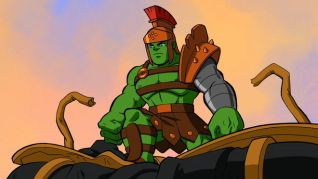 The Super Hero Squad Show: Planet Hulk!