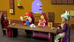 Robot Chicken: The Departy Monster