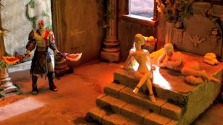 Robot Chicken: The Core, the Thief, His Wife and Her Lover