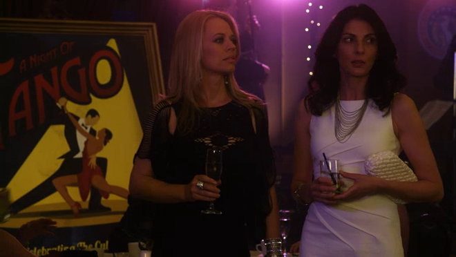 Leverage: The Girls' Night Out Job