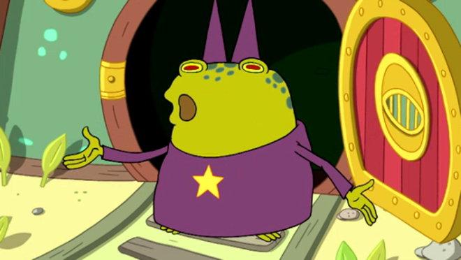 Adventure Time: Finn the Wizard