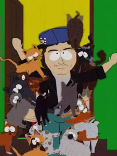 South Park : Cat Orgy