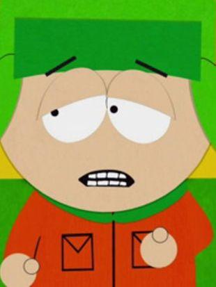 South Park : Cherokee Hair Tampons