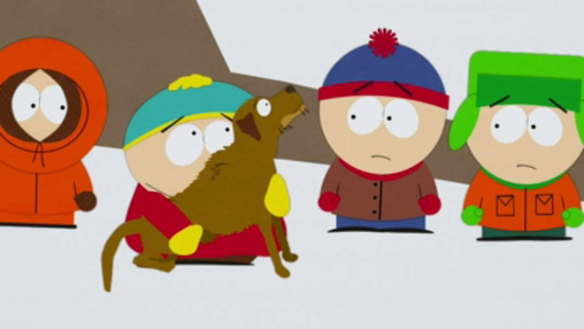 South Park Eat With Butt 65
