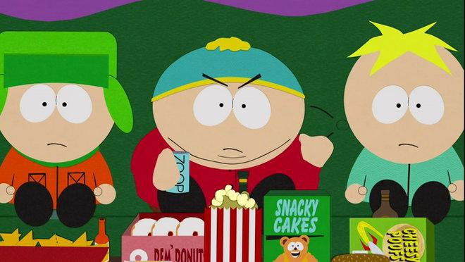 South Park: The New Terrance & Phillip Movie Trailer