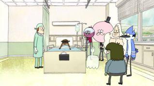 Regular Show: Eggscellent