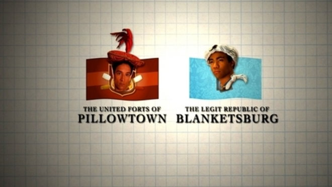 Community: Pillows and Blankets