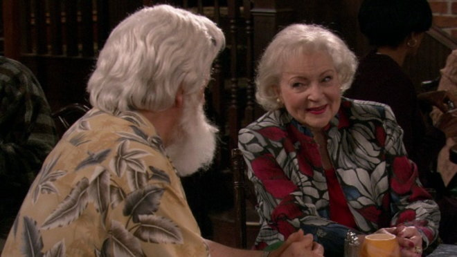 Hot in Cleveland: Claus, Tails & High-Pitched Males: Birthdates 3