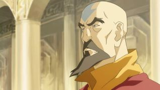 The Legend of Korra: The Voice in the Night