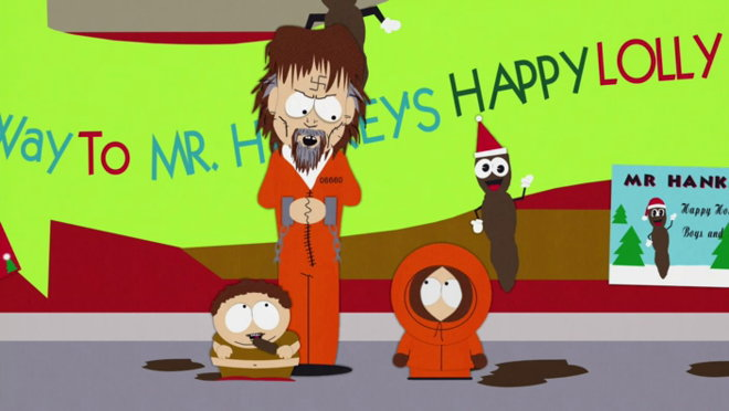 South Park: Merry Christmas Charlie Manson