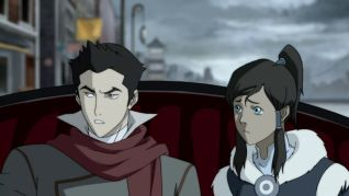 The Legend of Korra: Turning the Tides