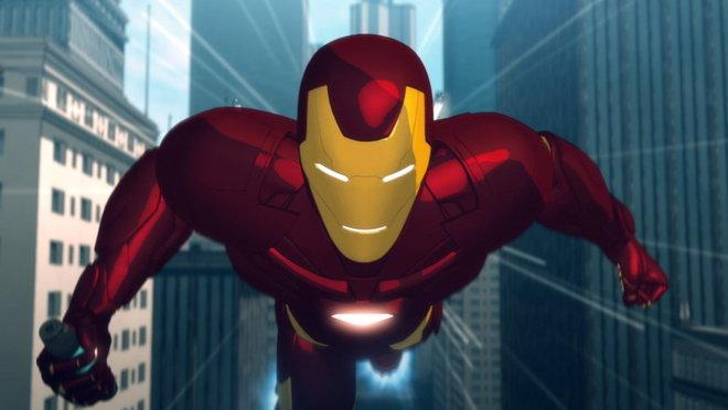 Iron Man: Armored Adventures: Iron Monger Lives