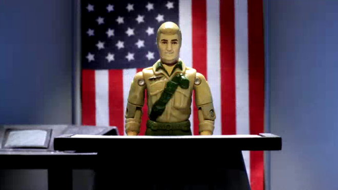 Robot Chicken: Executed by the State