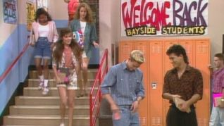Saved by the Bell: The Fight