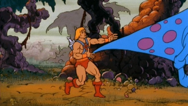He-Man and the Masters of the Universe: Creatures From the Tar Swamp