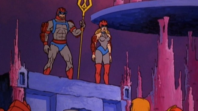 He-Man and the Masters of the Universe: Reign of the Monster