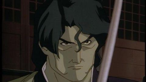 Rurouni Kenshin : Kaishu-Katsu's Determination