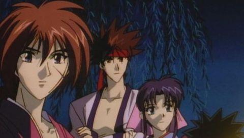 Rurouni Kenshin : Conspiracy of the Beniaoi