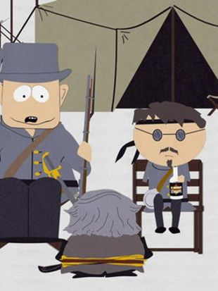 South Park : The Red Badge of Gayness