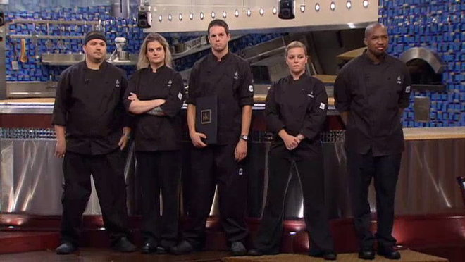 Hell's Kitchen: 5 Chefs Compete, Part 2 of 3