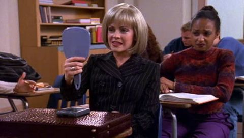 Sabrina, the Teenage Witch : Aging, Not So Gracefully