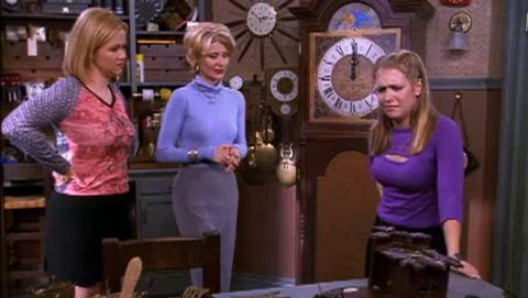 Sabrina, the Teenage Witch : Love Means Having to Say You're Sorry