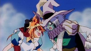 The Slayers Try: Disaster and Danger? This Place Is a Mysterious Island!
