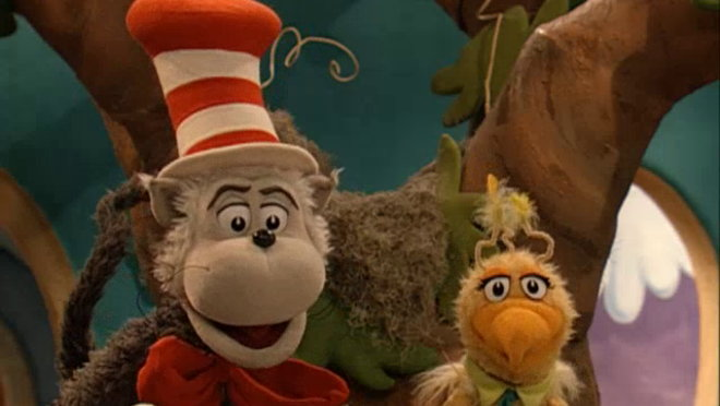 The Wubbulous World of Dr. Seuss: The Cat in The Hat's First First-Day