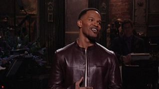 Saturday Night Live: Jamie Foxx