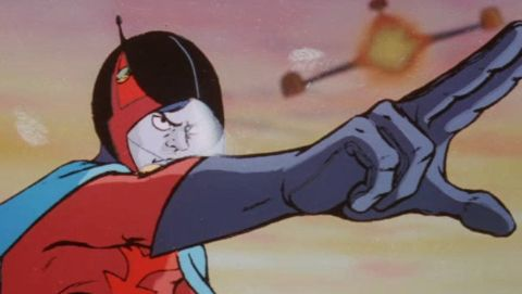 Gatchaman : The Plan to Assassinate Dr. Nambu