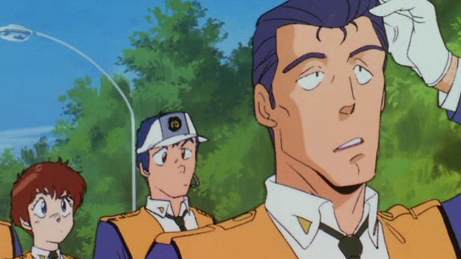 Patlabor: The Mobile Police - The TV Series: 5. Rampaging Labor X-10