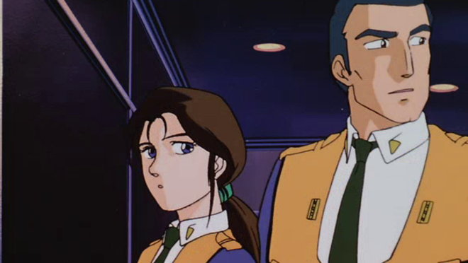 Patlabor: The Mobile Police - The TV Series: 11. Eve's Shudder