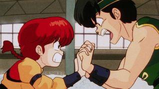 Ranma 1/2: Shampoo's Revenge! The Shiatsu Technique That Steals Heart and Soul