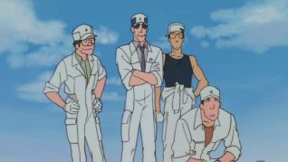 Patlabor: The Mobile Police - The TV Series: 28. The Suspicious Pair