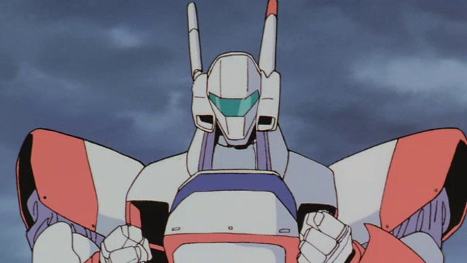 Patlabor: The Mobile Police - The TV Series: 31. Tragedy in the Rain