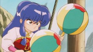 Ranma 1/2: I Am a Man! Ranma's Going Back to China!?